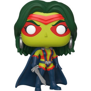 Gamora (2019 Summer Con Exclusive): Funko POP! Marvel x Marvel Universe Vinyl Figure [#441 / 40168]