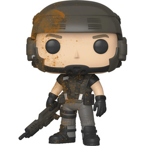 Johnny Rico (2019 Summer Con Exclusive): Funko POP! Movies x Starship Troopers Vinyl Figure [#735 / 40154]