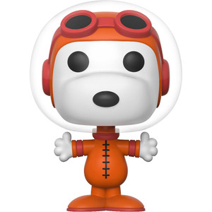 Astronaut Snoopy (2019 Summer Con Exclusive): Funko POP! Animation x Peanuts Vinyl Figure [#577 / 40047]