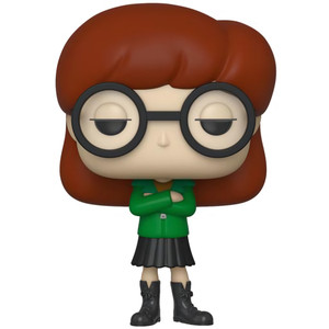 Daria (2019 Fall Con Exclusive): Funko POP! Animation x Daria Vinyl Figure [#674 / 43378]