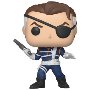 Nick Fury (2019 Fall Con): Funko POP! Marvel 80th Vinyl Figure [#528 / 43360]