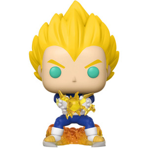 Vegeta (2019 Fall Con Exclusive): Funko POP! Animation x DragonBall Z Vinyl Figure [#669 / 43393]
