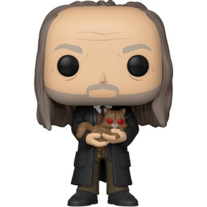 Filch & Mrs. Norris (2019 Fall Con Exclusive): Funko POP! x Harry Potter Vinyl Figure [#101 / 42850]