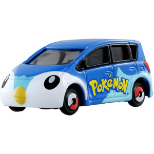 Piplup: Takara Tomy Pokemon  Tomica Die Cast Mini Toy Vehicle (P-06 / 77285)