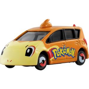 Chimchar: Takara Tomy Pokemon  Tomica Die Cast Mini Toy Vehicle (P-05 / 77284)