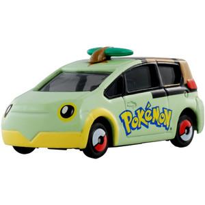 Turtwig: Takara Tomy Pokemon  Tomica Die Cast Mini Toy Vehicle (P-04 / 77283)