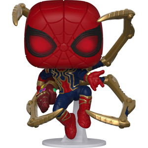 Iron Spider: Funko POP! Marvel x Avengers - Endgame Vinyl Figure [#574 / 45138]