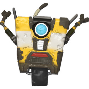 Claptrap [Distressed]: Funko POP! Games x Borderlands 3 Vinyl Figure [#526 / 44209]
