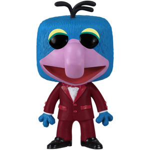 Gonzo: Funko POP! x The Muppets Vinyl Figure [#003 / 02624]