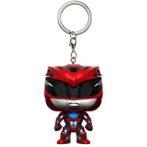 Red Ranger: Funko Pocket POP! x Power Rangers Mini-Figural Keychain