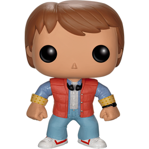 Marty Mcfly: Funko POP! Movies x Back to the Future Vinyl Figure [#049 / 03400]