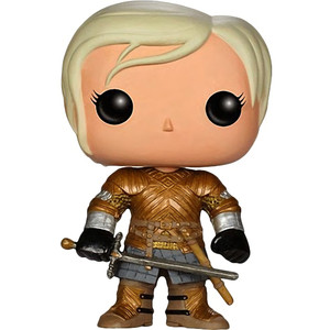Brienne of Tarth: Funko POP! x Game of Thrones Vinyl Figure [#013 / 04017]