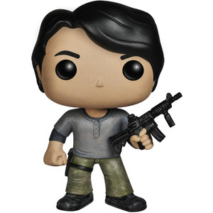 Prison Glenn Rhee: Funko POP! TV x Walking Dead Vinyl Figure [#151 / 04241]