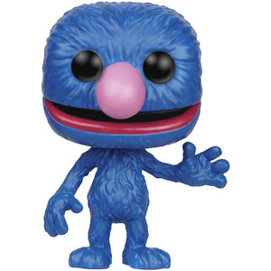 Grover: Funko POP! x Sesame Street Vinyl Figure [#009 / 04914]