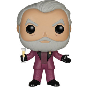 President Snow: Funko POP! Movies x The Hunger Games Vinyl Figure [#229 / 06188]