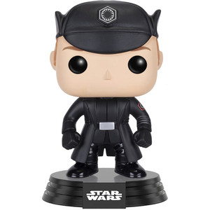 General Hux: Funko POP! x Star Wars Vinyl Figure [#109 / 09616]