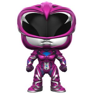 Pink Ranger: Funko POP! x Power Rangers Vinyl Figure