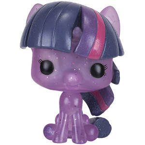 "Twilight Sparkle [Glitter] (Toys ""R"" Us Exclusive): Funko POP! x My Little Pony Vinyl Figure [10114]"