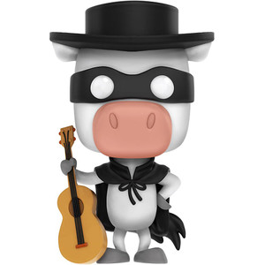 El Kabong (Specialty Series): Funko POP! Animation x The Quick Draw McGraw Show Vinyl Figure [#167 / 11583]