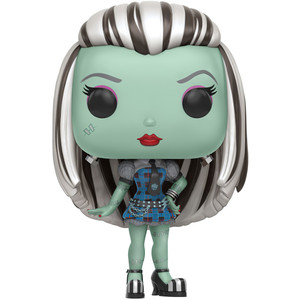 Frankie Stein: Funko POP! x Monster High Vinyl Figure [#369 / 11613]