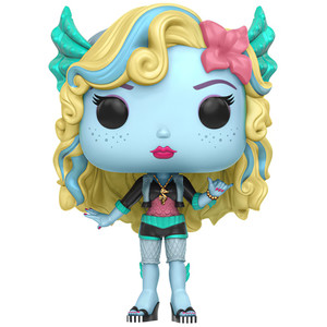 Lagoona Blue: Funko POP! x Monster High Vinyl Figure [#373 / 11618]