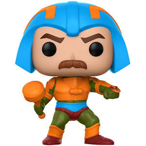 Man-at-Arms [Specialty Series] (Specialty Series): Funko POP! TV x Masters of the Universe Vinyl Figure [#538 / 14328]