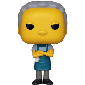 Moe Szyslak: Funko POP! TV x The Simpsons Vinyl Figure [#500 / 33882]