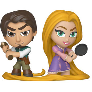Flynn & Rapunzel: Funko Disney Princess Romance Series ~Tangled~ Mini Vinyl Figure Set [36426]