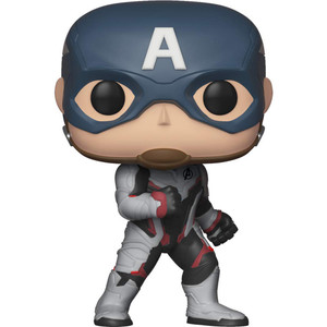 Captain America: Funko POP! Marvel x Avengers - Endgame Vinyl Figure [#450 / 36661]