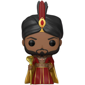 Jafar The Royal Vizier: Funko POP! Disney x Aladdin Vinyl Figure [#542 / 37025]