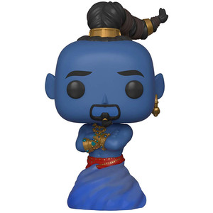Genie: Funko POP! Disney x Aladdin Vinyl Figure [#539 / 37026]