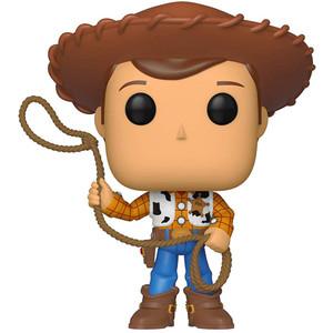 Woody: Funko POP! x Disney Pixar Toy Story 4 Vinyl Figure [#522 / 37383]