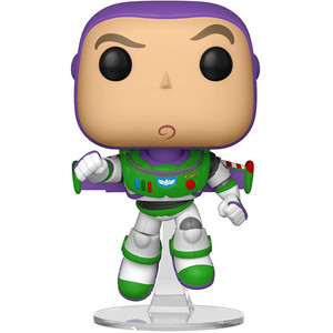Buzz Lightyear: Funko POP! x Disney Pixar Toy Story 4 Vinyl Figure [#523 / 37390]