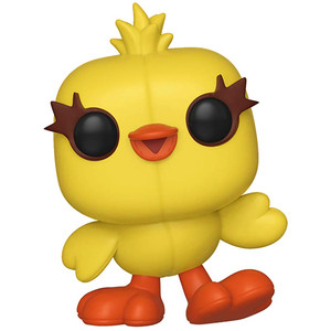 Ducky: Funko POP! x Disney Pixar Toy Story 4 Vinyl Figure [#531 / 37399]