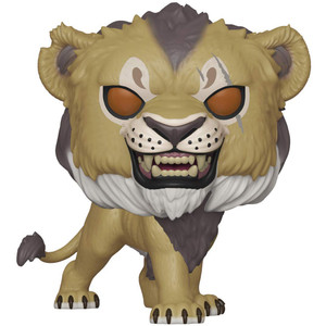 Scar: Funko POP! Disney x Lion King Vinyl Figure [#548 / 38546]