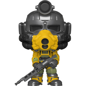 Excavator Armor (E3 2019 Exclusive): Funko POP! Games x Fallout 76 Vinyl Figure [#506 / 39582]