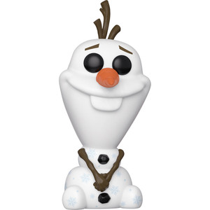 Olaf: Funko POP! Disney x Frozen II Vinyl Figure [#583 / 40895]