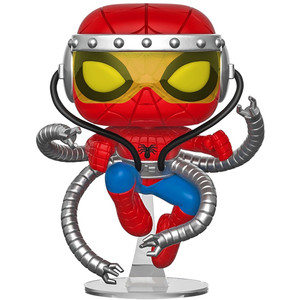 Octo-Spidey (Walgreens Exclusive): Funko POP! Marvel x Spider-Man Vinyl Figure [#520 / 42973]