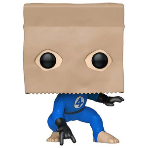 Spider-Man [Bombastic Bag-Man] (Walgreens Exclusive): Funko POP! Marvel x Spider-Man Vinyl Figure [#522 / 42976]