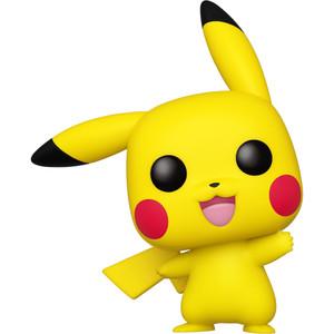 Pikachu: Funko POP! Games x Pokémon Vinyl Figure [#553 / 43263]