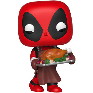 Deadpool [Supper Hero]: Funko POP! Marvel x Marvel Universe Vinyl Figure [#534 / 43337]