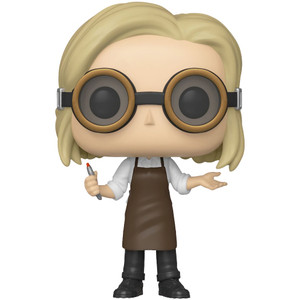 Thirteenth Doctor: Funko POP! TV x Doctor Who Vinyl Figure [#899 / 43349]