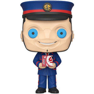 The Kerblam Man: Funko POP! TV x Doctor Who Vinyl Figure [#900 / 43352]