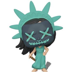 Lady Liberty: Funko POP! Movies x The Purge - Election Year Vinyl Figure [#807 / 43453]