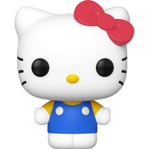 Hello Kitty [Classic]: Funko POP! Sanrio Vinyl Figure [#028 / 43461]