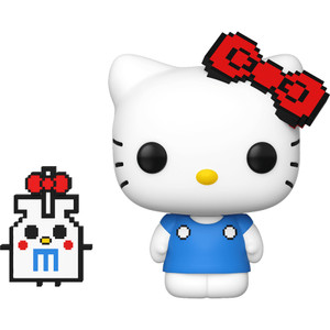 Hello Kitty with 8 bit Item: Funko POP! Sanrio Vinyl Figure [#031 / 43464]