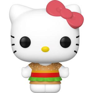 Hello Kitty [Kawaii Burger Shop]: Funko POP! Sanrio Vinyl Figure [#029 / 43472]