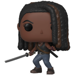 Michonne: Funko POP! TV x Walking Dead Vinyl Figure [#888 / 43536]