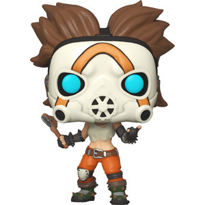 Female Psycho (Funko Club Exclusive): Funko POP! Games x Borderlands 3 Vinyl Figure [#527 / 44212]
