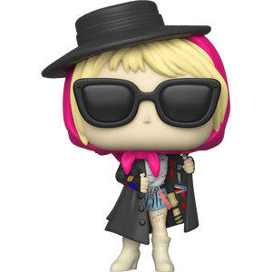 Harley Quinn [Incognito] (GameStop Exclusive): Funko POP! Heroes x Birds of Prey (and the Fantabulous Emancipation of One Harley Quinn) Vinyl Figure [#311 / 44377]
